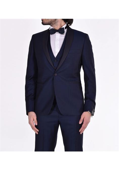 Blue Tagliatore tuxedo suit EFBR TAGLIATORE | Dresses | 06UEA301B1299