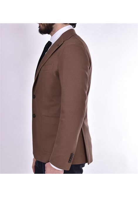Giacca Tagliatore jersey marrone 1smj22k TAGLIATORE | 57UEJ157M1462