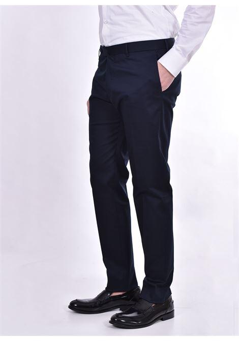 Pantalone Tagliatore blu tag01 TAGLIATORE | Pantaloni | 79UEZ162B3250