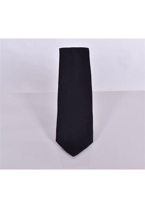 Cravatta Tagliatore nera TAGLIATORE | Cravatte | A1XEX1