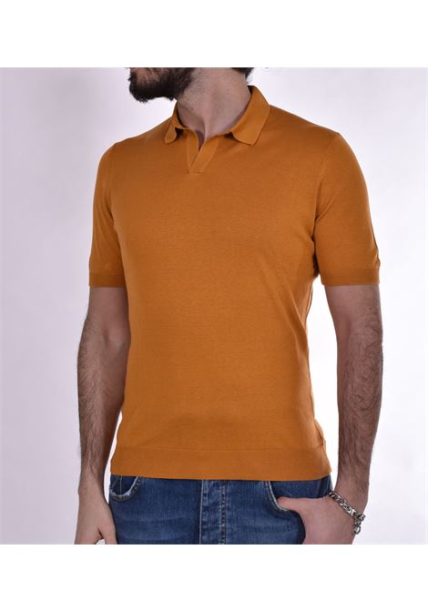 Lobster silk cutter polo shirt TAGLIATORE |  | PSCSE529335