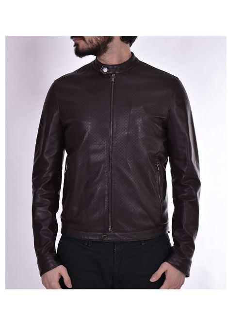River Tagliatore biker jacket TAGLIATORE | Jackets | RUE20RIVER02