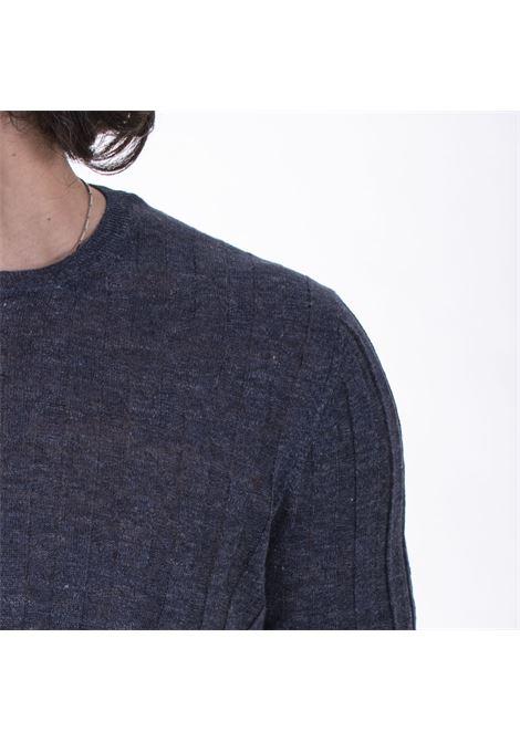 T shirt Tagliatore lino blu TGCLI543 TAGLIATORE | TGCLI543596
