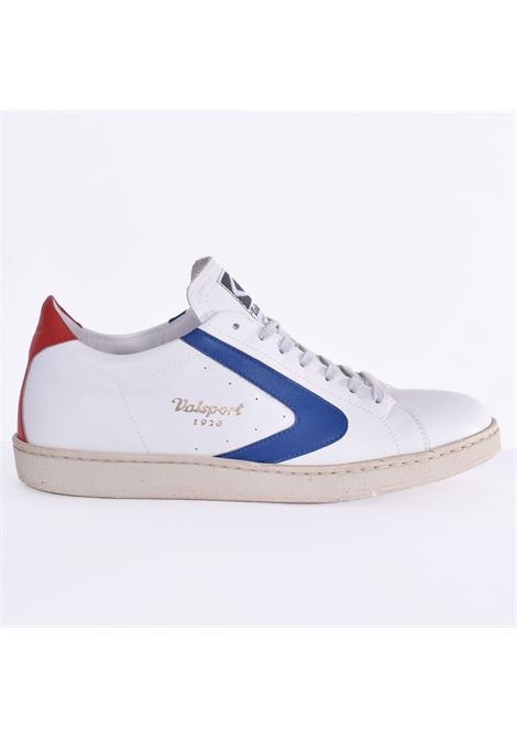 Valsport tournament mix nappa white shoes VALSPORT | Shoes | VTML001M701