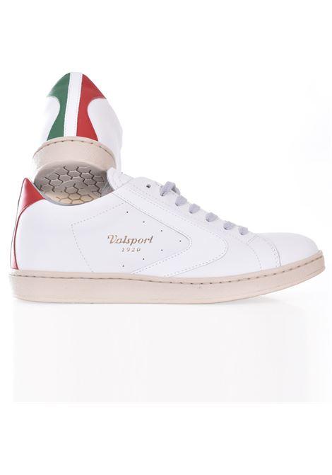 Valsport Tournament sneakers in tricolor nappa VALSPORT | VTNL00101