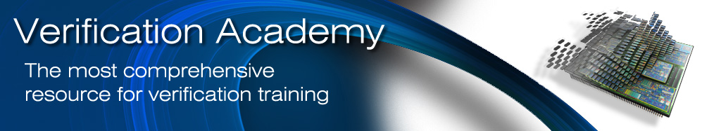 Verification Academy -  The most comprehensive resource for verification training