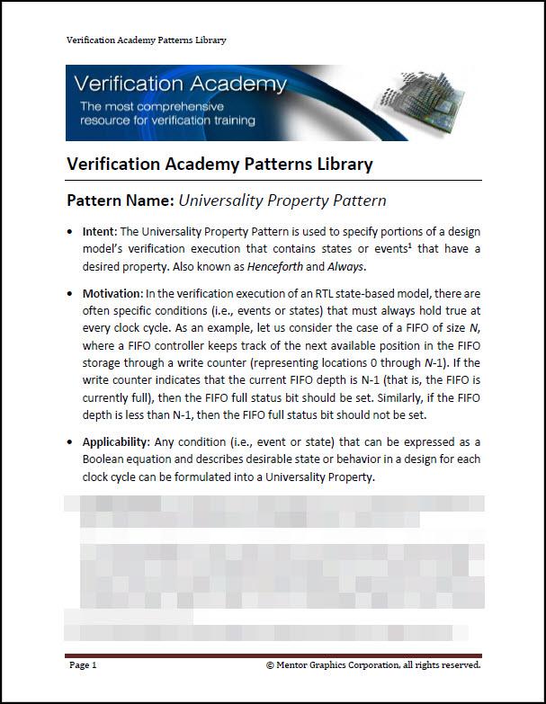 Universality Property Pattern