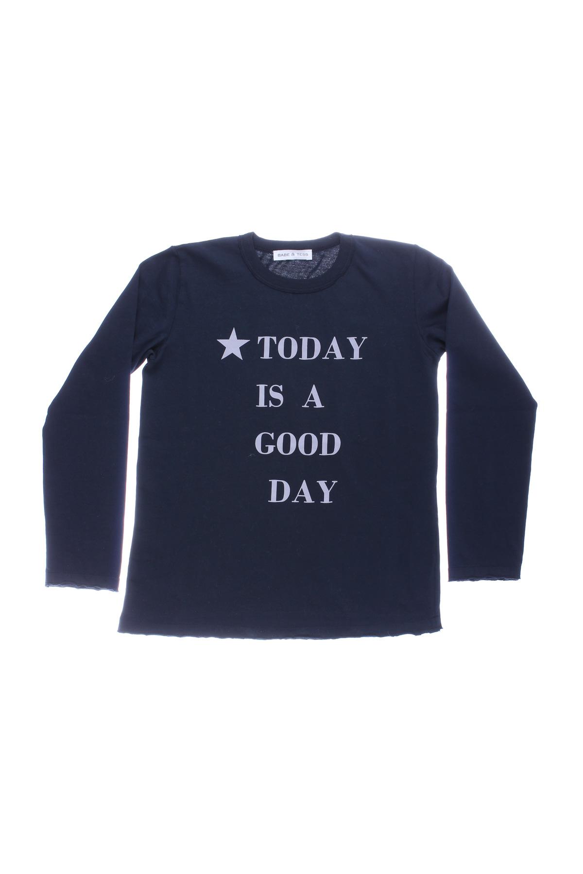 69d3bc332 Long sleeved t-shirt - BABE & TESS - Virno