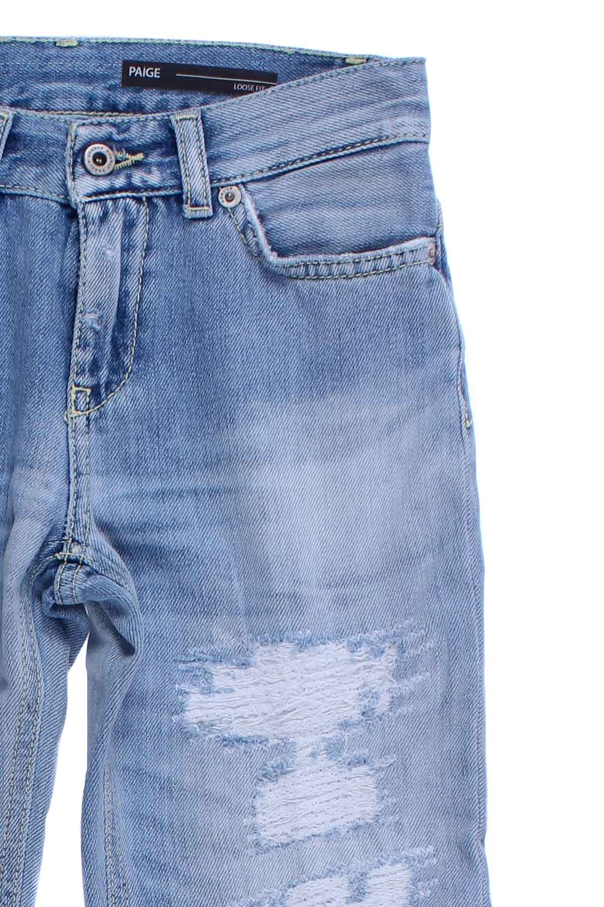 new arrivals d7f18 6c8a5 Distressed Paige jeans
