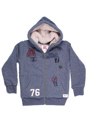 Sweatshirt with hood AMERICANOUTFITTERS   -161048383   2205-40985
