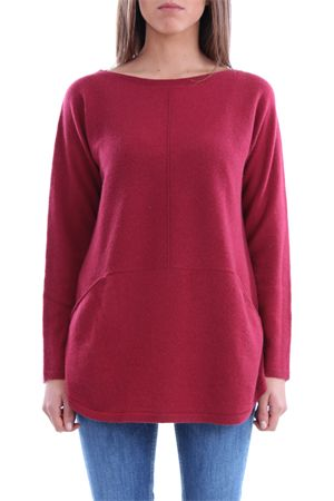 Crew neck with pockets