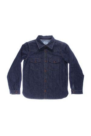 Camicia denim BABE & TESS | 5032279 | DLM00037B0DENIM