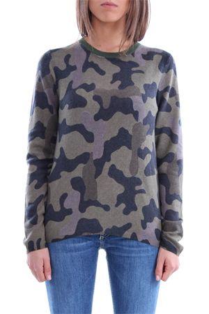 Maglia girocollo camouflage F T C | -161048383 | 6860100774