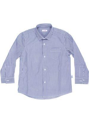 Camicia manica lunga rigata IL GUFO | 5032279 | CL110C1052495