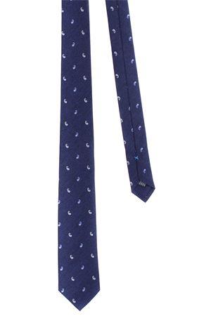 Cravatta in seta jacquard LA FERRIERE | 5032289 | CANNES21851