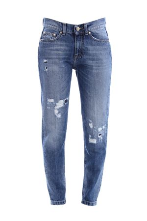 Jeans distressed