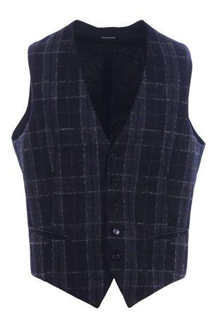 Panciotto in check di lana TAGLIATORE | 5032311 | BRIAN/F07QIG157B1133