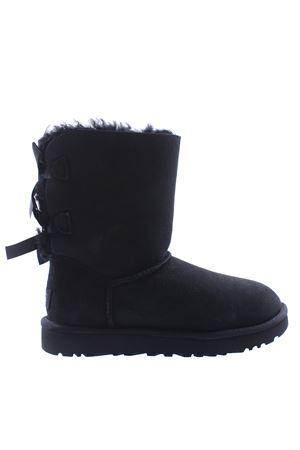 Bailey Bow Boots UGG | 5032300 | WBAILEYBOWII1016225WBLK