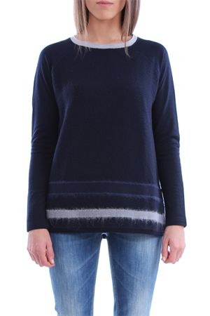 Wool and cashemere crew neck WHYCI | -161048383 | 201702WH01420031