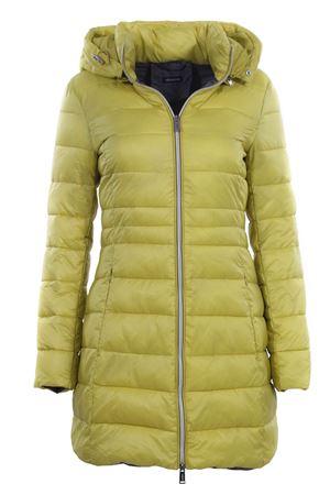 Technical down jacket with hood ALBAROSA | 5032282 | 33086343065516
