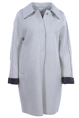 Double effect coat ANNA SERRAVALLI | 5032278 | 483003