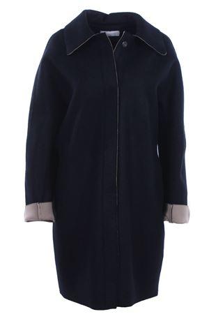 Double effect coat ANNA SERRAVALLI | 5032278 | 483202