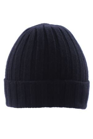 Ribbed cashemere hat
