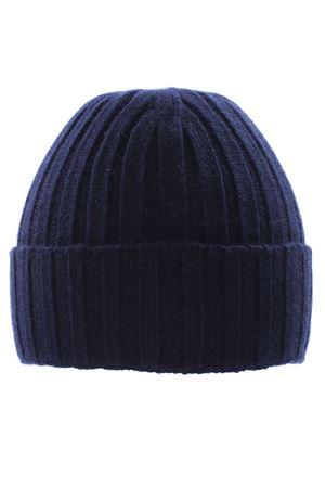 Cappello in cashemere a coste ARAGONA | 5032304 | A1030TF130