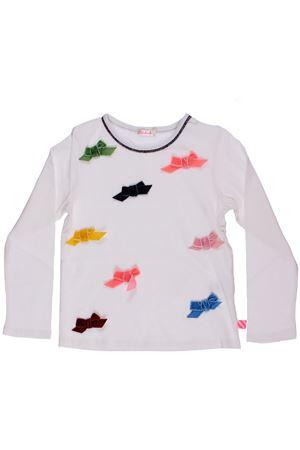 T-shirt con fiocchi in velluto BILLIEBLUSH | 8 | U15536121