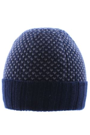 Cashmere cap with cuff