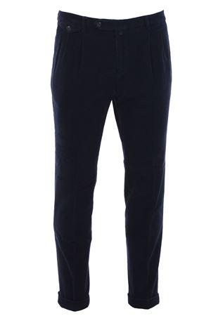 Pantalone easy in velluto millerighe stretch BRIGLIA | 5032272 | BG0248506511