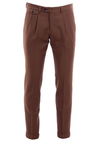 Pantalone archivio in lana stretch BRIGLIA | 5032272 | BG02W4811766