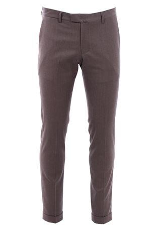 Stretch flannel pants BRIGLIA   5032272   BG03S4712043