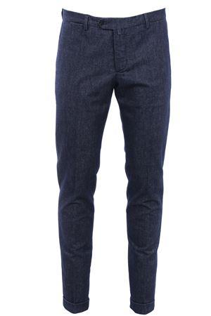 Archivio pants with melange effect BRIGLIA | 5032272 | BG03W475611