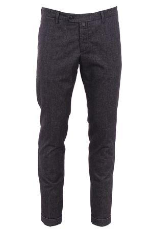 Archivio pants with melange effect BRIGLIA | 5032272 | BG03W475656