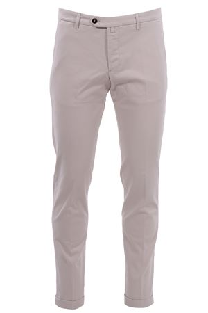 Pantalone archivio in cotone stretch BRIGLIA | 5032272 | BG03W4817603