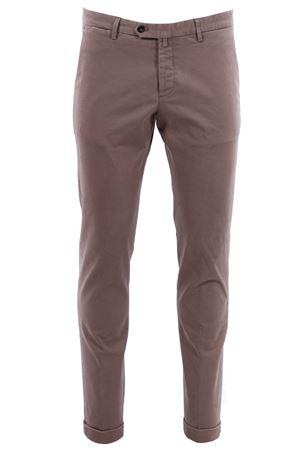 Pantalone archivio in cotone stretch BRIGLIA | 5032272 | BG03W4817683