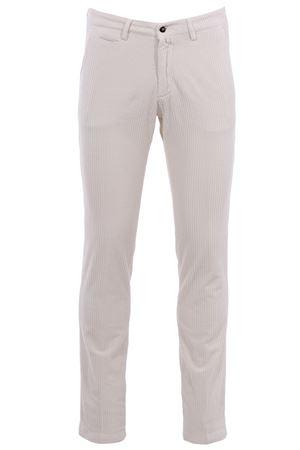 Pantalone in velluto roccia BRIGLIA | 5032272 | BG05485215120