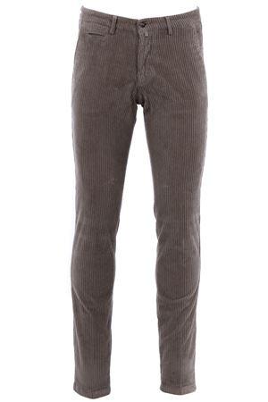 Pantalone in velluto roccia BRIGLIA | 5032272 | BG0548521553
