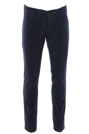 Pantalone in velluto roccia BRIGLIA | 5032272 | BG0548521590