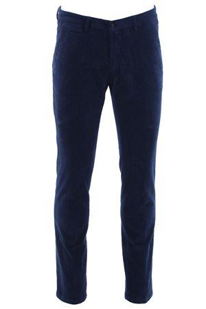 Pantalone in velluto roccia BRIGLIA | 5032272 | BG0548521591