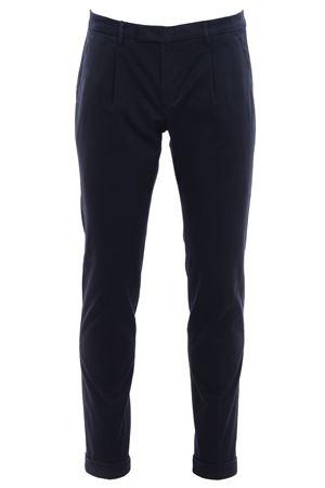 Pantalone in tricotina di cotone stretch BRIGLIA | 5032272 | BG07485311