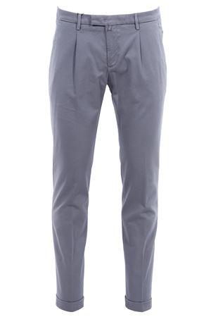 Pantalone in tricotina di cotone stretch BRIGLIA | 5032272 | BG07485350