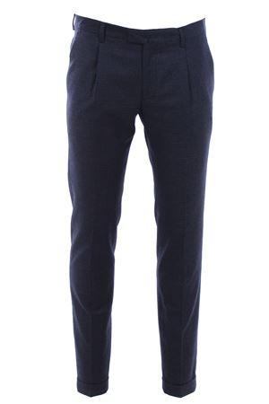 Pantalone sartoriale piede de poule in flanella BRIGLIA | 5032272 | BG07S4712211