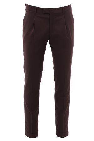 Pantalone sartoriale in saglia stretch BRIGLIA | 5032272 | BG07S4810736