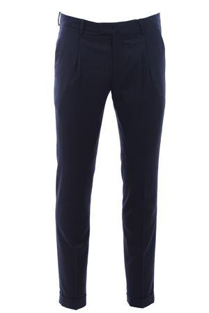 Pantalone sartoriale in flanella pettinata BRIGLIA | 5032272 | BG07S4812011