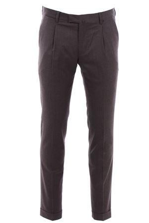 Pantalone sartoriale in flanella pettinata BRIGLIA | 5032272 | BG07S4812063