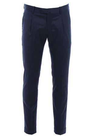 Pantalone sartoriale in flanella pettinata BRIGLIA | 5032272 | BG07S4812081