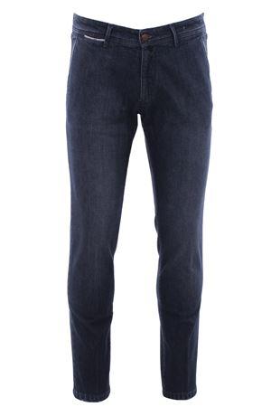 Jeans tasca america in denim stretch BRIGLIA | 24 | BG0848142517