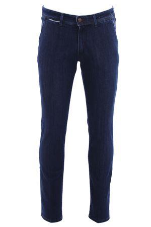 Jeans tasca america in denim stretch BRIGLIA | 24 | BG084816517